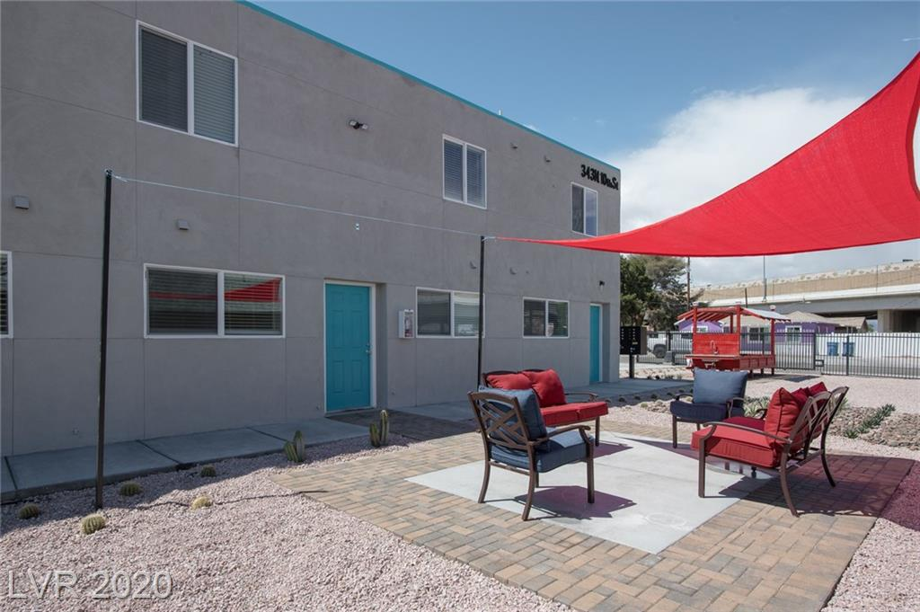 343 10th Street #3 & 4 Property Photo - Las Vegas, NV real estate listing