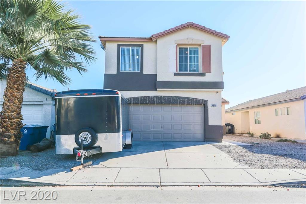4075 Amistad Court Property Photo - Las Vegas, NV real estate listing