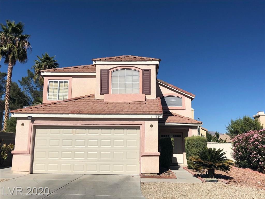 1624 Golden Glen Court Property Photo - North Las Vegas, NV real estate listing