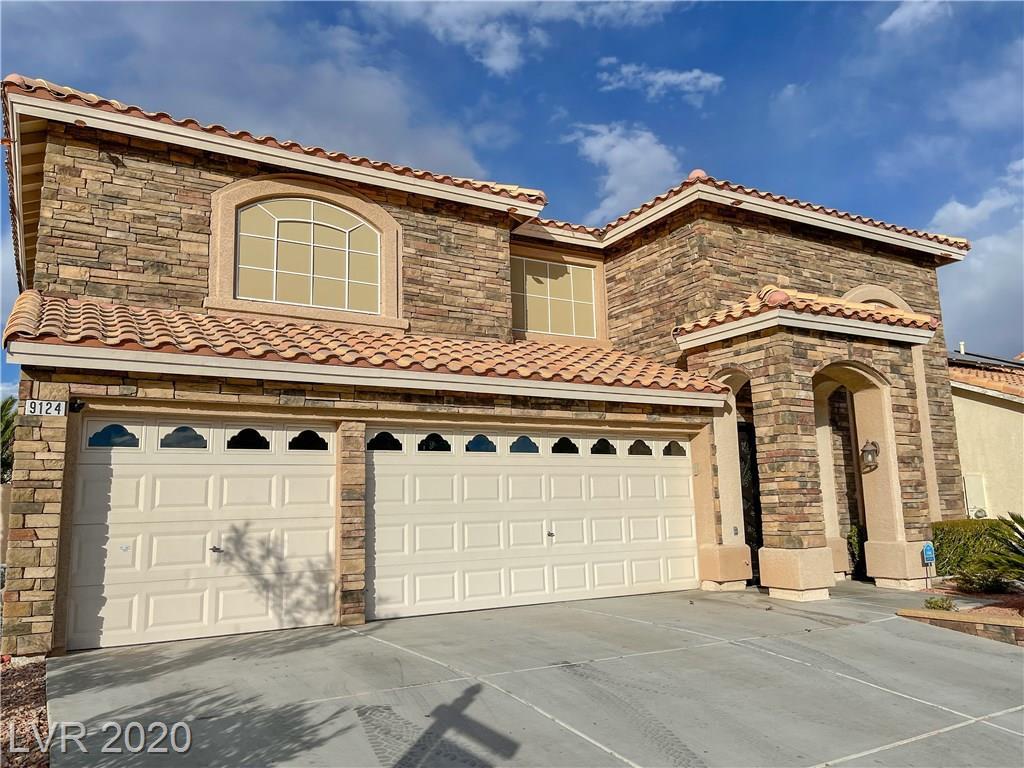 9124 Lawton Pine Drive Property Photo - Las Vegas, NV real estate listing