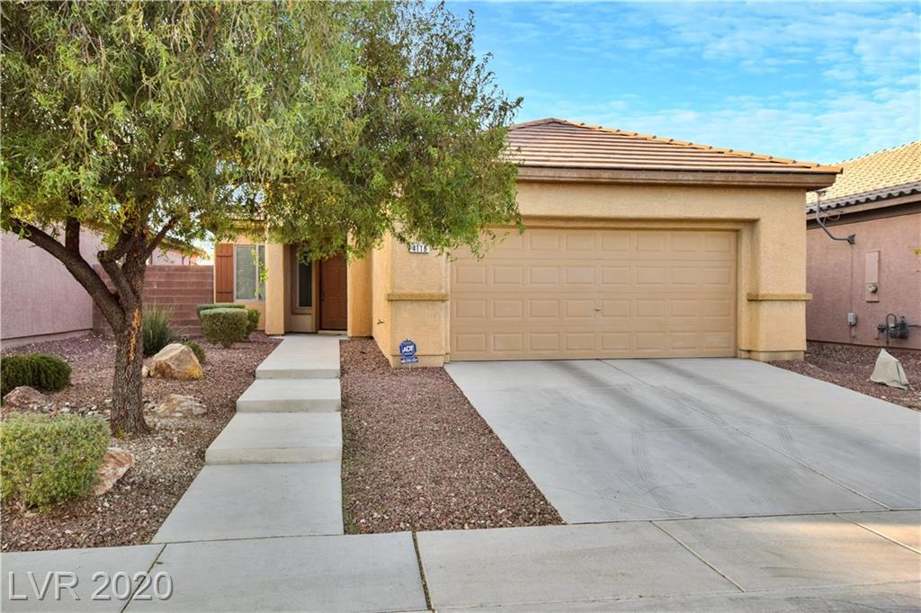 4116 Gliding Gulls Avenue Property Photo - North Las Vegas, NV real estate listing