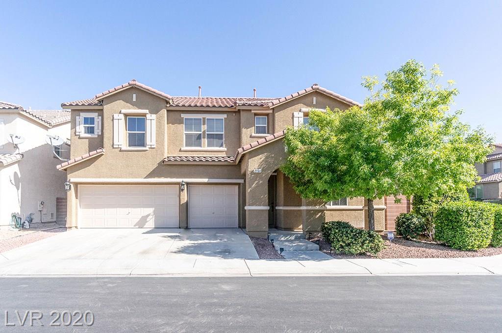 2104 Merganser Court Property Photo - North Las Vegas, NV real estate listing