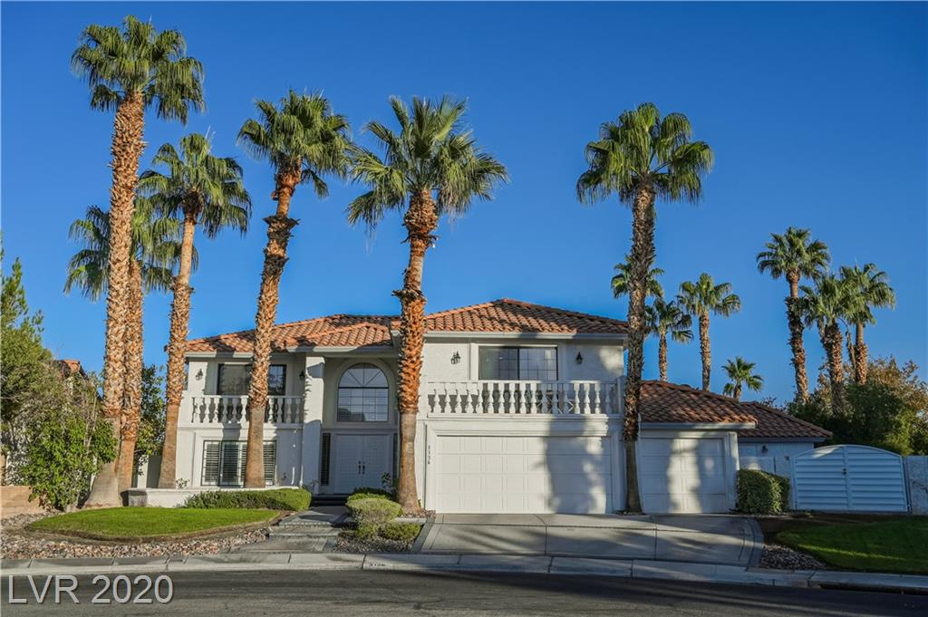 3136 Harborside Drive Property Photo - Las Vegas, NV real estate listing