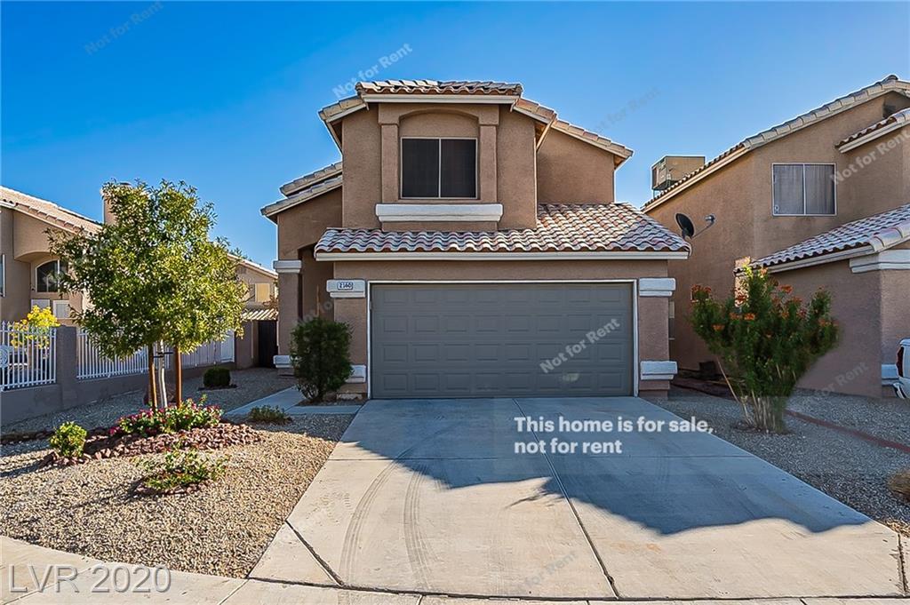 2160 Arborwood Way Property Photo - Las Vegas, NV real estate listing