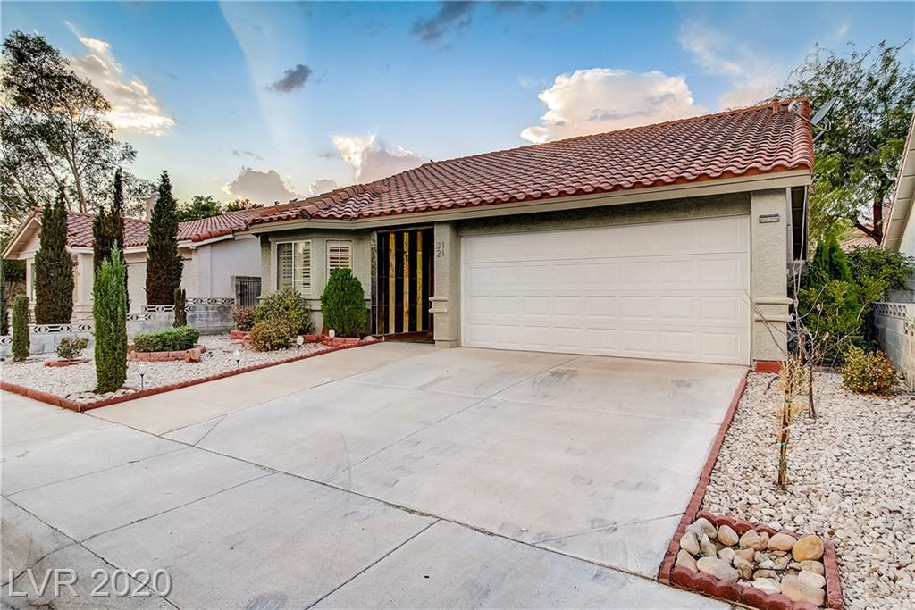 3121 Cristobal Way Property Photo - Las Vegas, NV real estate listing
