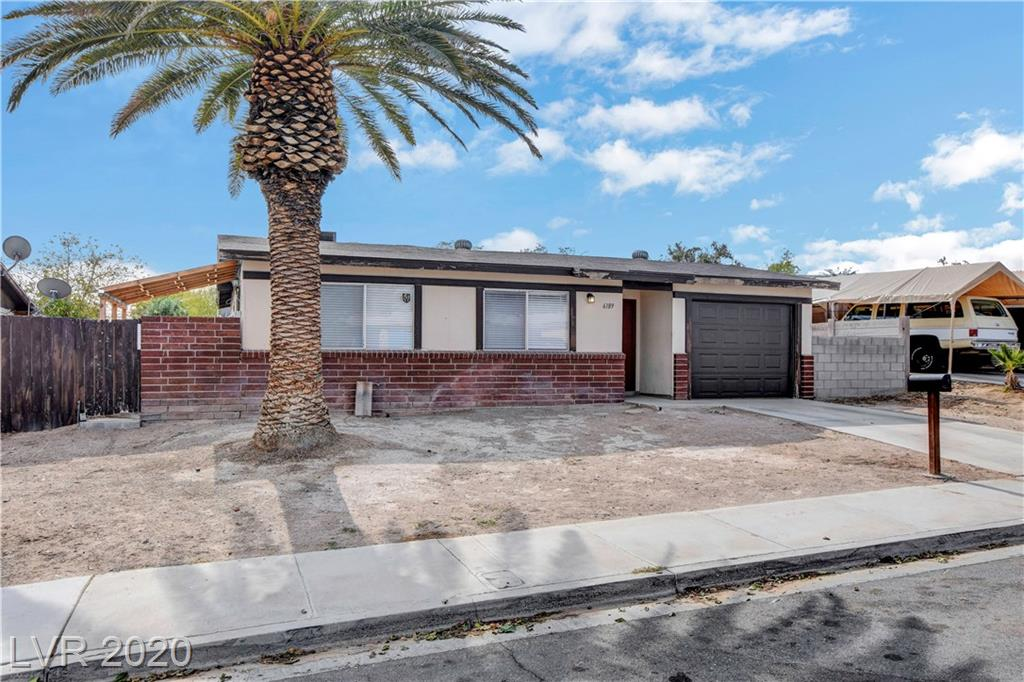 6189 Newville Avenue Property Photo - Las Vegas, NV real estate listing