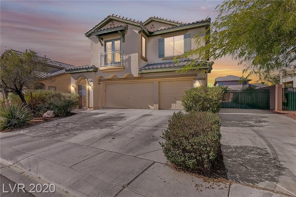 5625 Awakening Street Property Photo - North Las Vegas, NV real estate listing