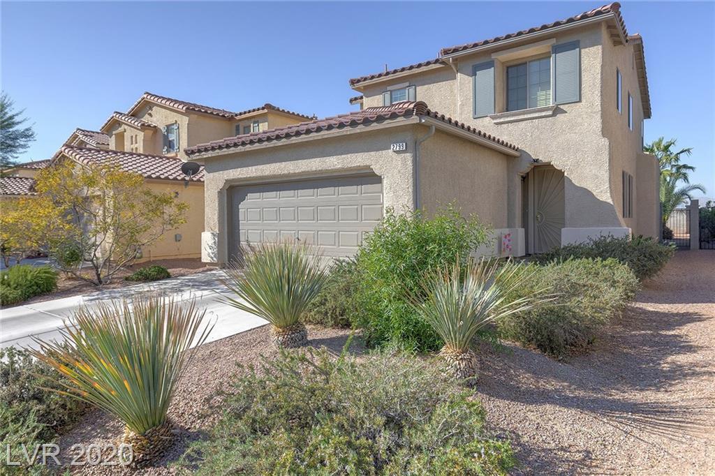 2799 Promontory Vista Place Property Photo - Las Vegas, NV real estate listing