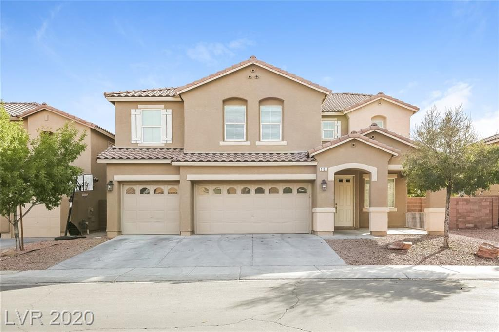 2121 Mistle Thrush Drive Property Photo - North Las Vegas, NV real estate listing