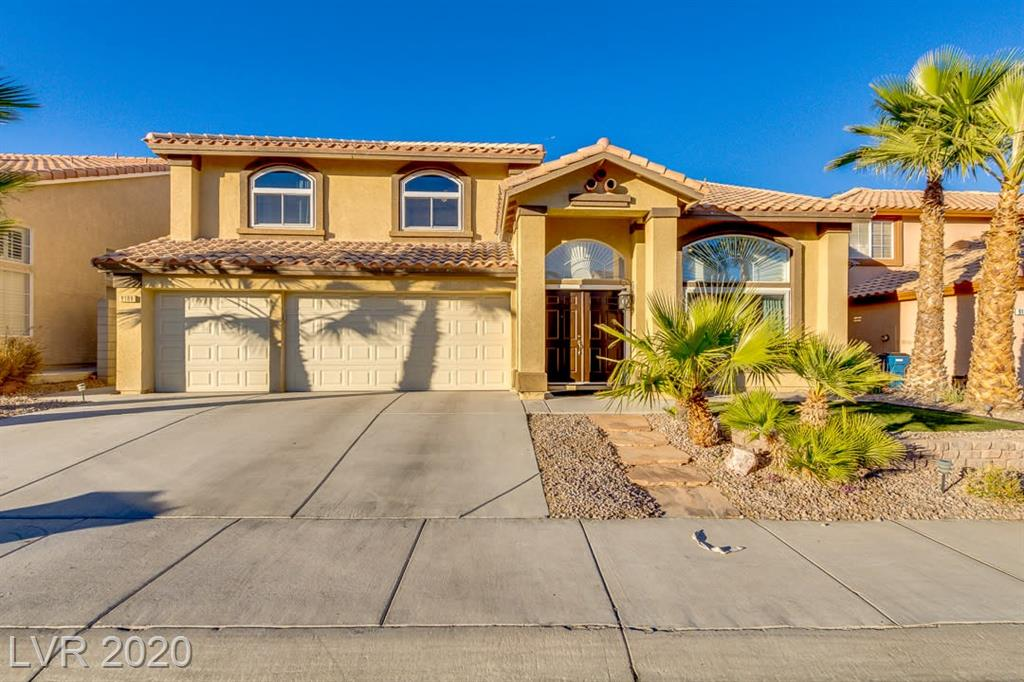 9108 Teal Lake Court Property Photo - Las Vegas, NV real estate listing