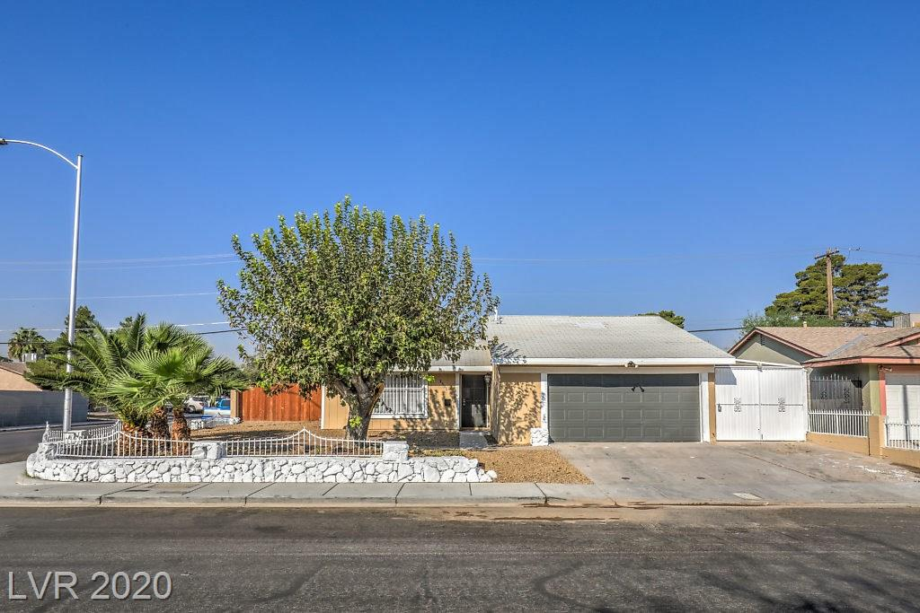 1501 Everett Street Property Photo - Las Vegas, NV real estate listing