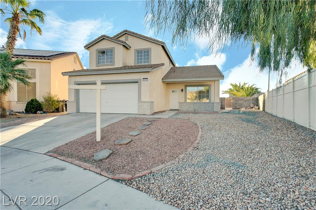 819 Agave Avenue Property Photo - North Las Vegas, NV real estate listing