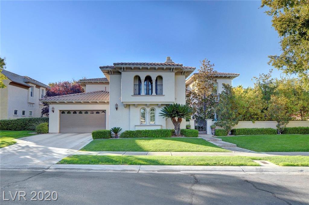 1225 MUSCATO Court Property Photo - Las Vegas, NV real estate listing