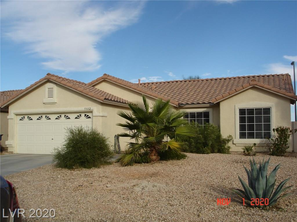 5332 French Lavender Street Property Photo - North Las Vegas, NV real estate listing
