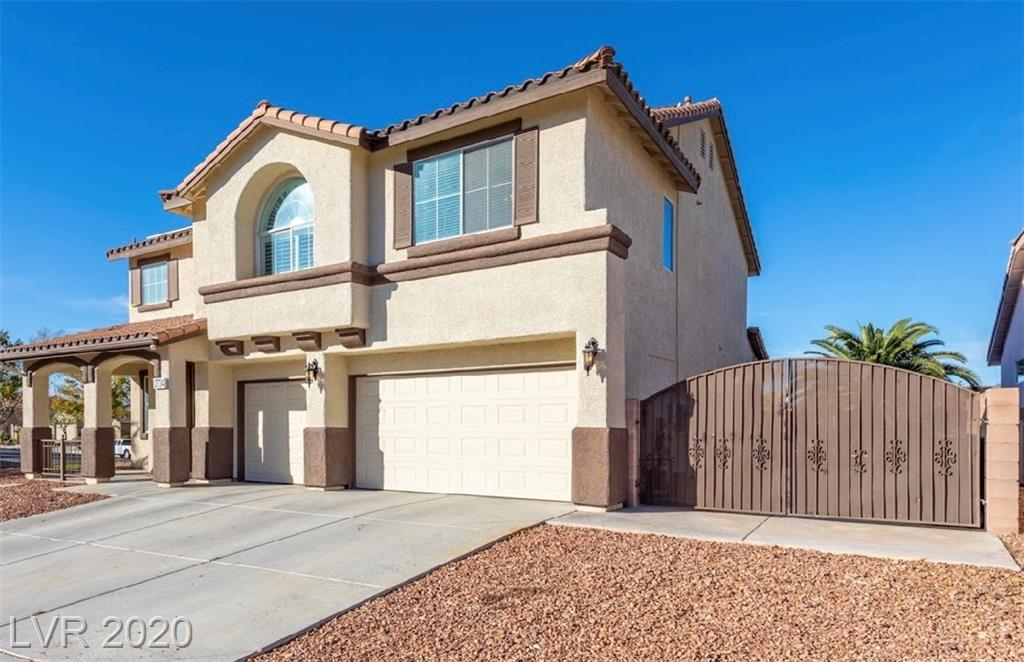 2734 Manteno Court Property Photo - Henderson, NV real estate listing