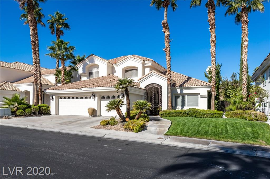 8104 Lake Hills Drive Property Photo - Las Vegas, NV real estate listing