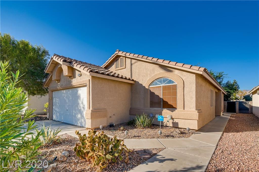 3729 Copper Keg Court Property Photo - Las Vegas, NV real estate listing