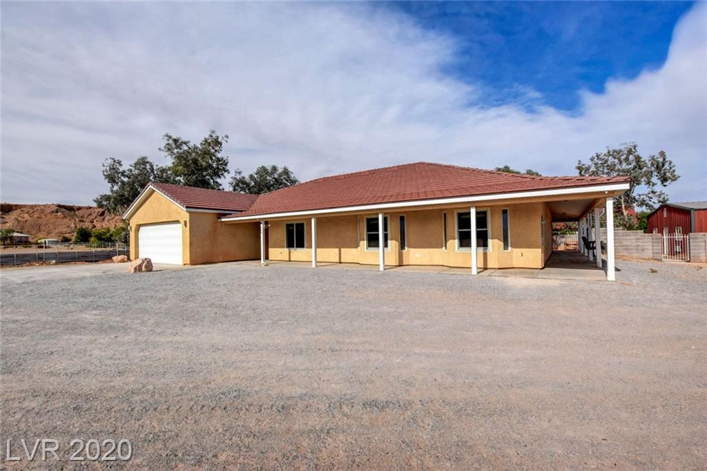 560 Perkins Street Property Photo - Overton, NV real estate listing