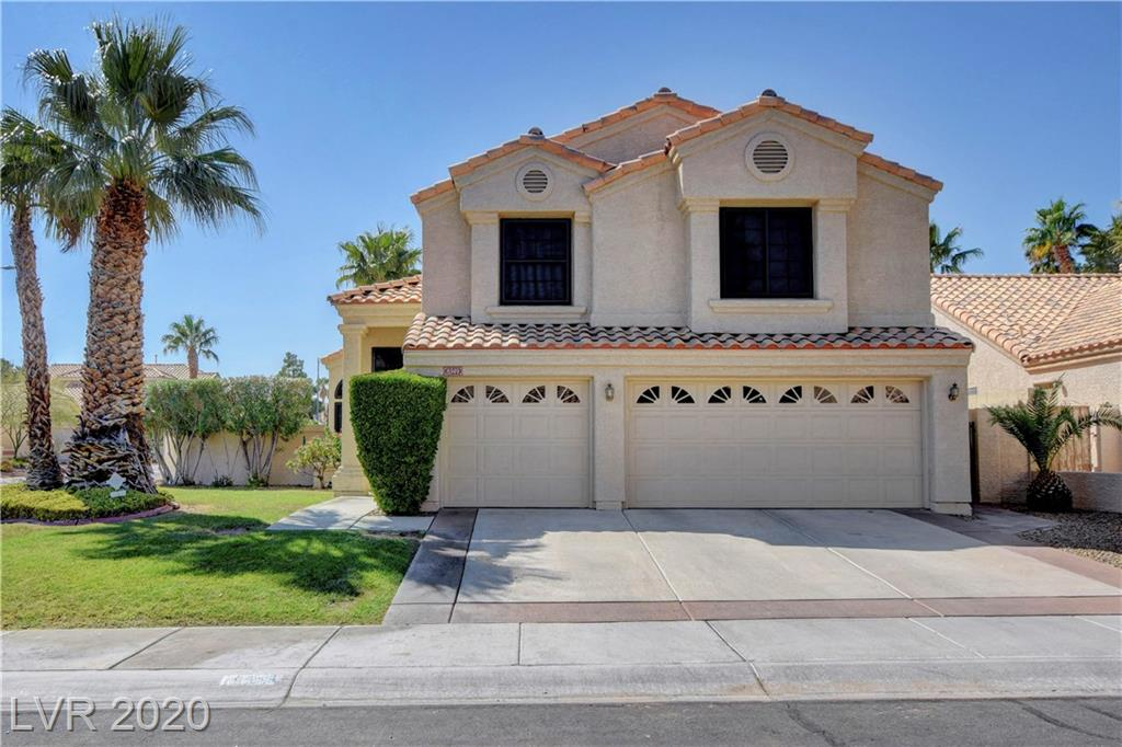 8349 Sugar Bowl Court Property Photo - Las Vegas, NV real estate listing