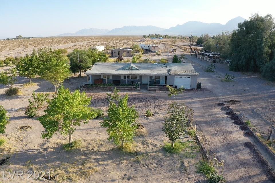 Amargosa Farm Road Property Photo - Amargosa, NV real estate listing