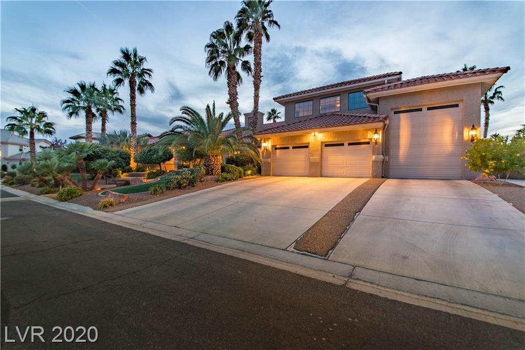 2851 Elk Canyon Court Property Photo - Las Vegas, NV real estate listing