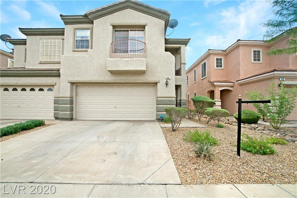 681 Value Ridge Avenue Property Photo - Henderson, NV real estate listing