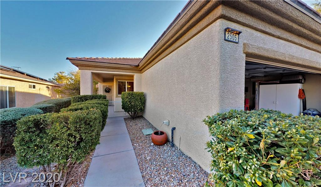 2505 Libretto Avenue Property Photo - Henderson, NV real estate listing