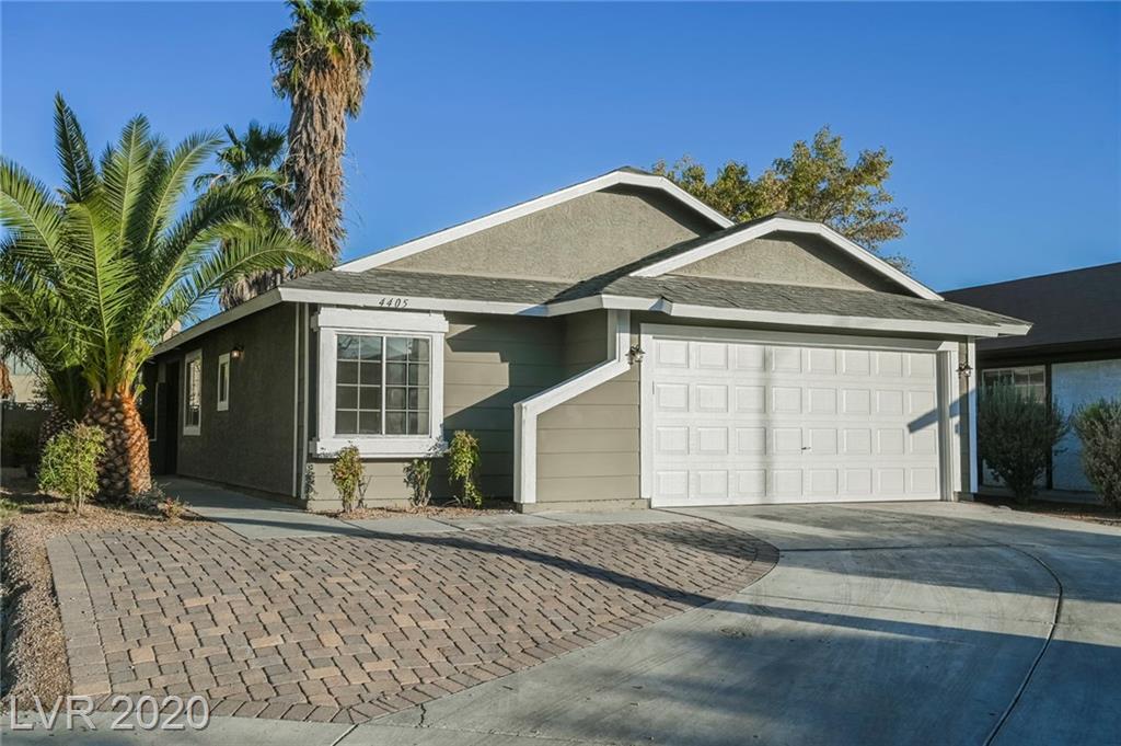 4405 McBride Drive Property Photo - Las Vegas, NV real estate listing