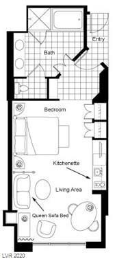 135 Harmon Avenue #5705 Property Photo - Las Vegas, NV real estate listing