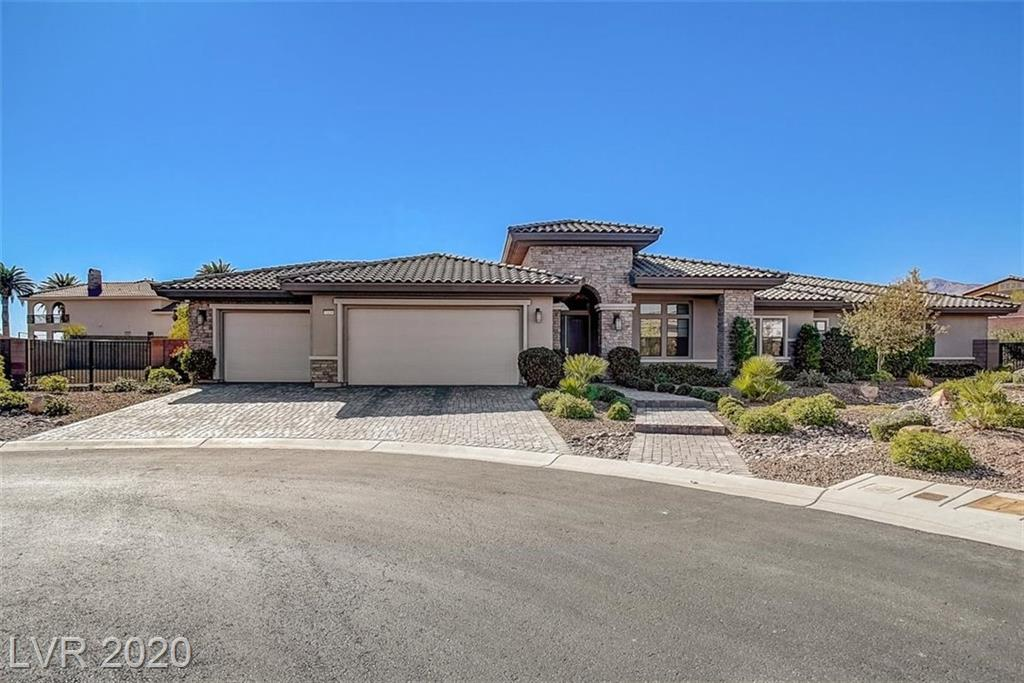 7329 Skyline Vista Court Property Photo - Las Vegas, NV real estate listing