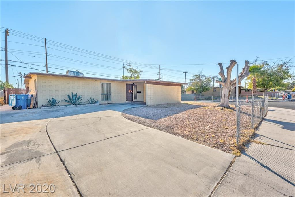 3112 Brady Avenue Property Photo - Las Vegas, NV real estate listing