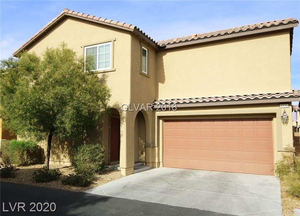 6124 Brock Canyon Court Property Photo - Las Vegas, NV real estate listing