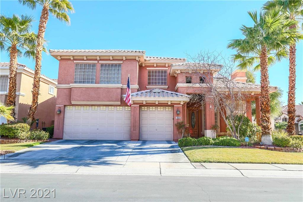 4668 Munich Court Property Photo - Las Vegas, NV real estate listing