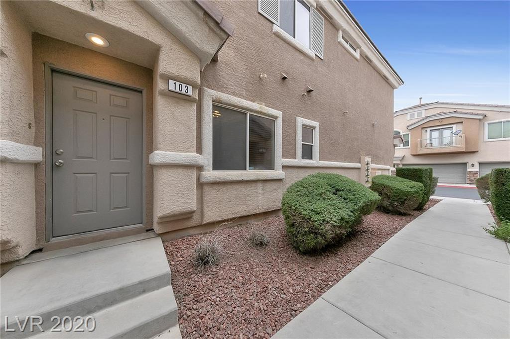 6559 Strolling Plains Lane #103 Property Photo - Henderson, NV real estate listing