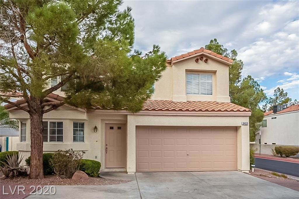 3453 Yorkminster Street Property Photo - Las Vegas, NV real estate listing