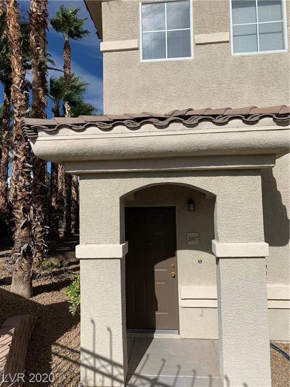 9050 Warm Springs Road #2007 Property Photo - Las Vegas, NV real estate listing