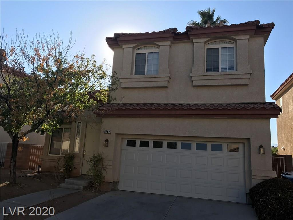 5262 Monterey Park Circle Property Photo - Las Vegas, NV real estate listing