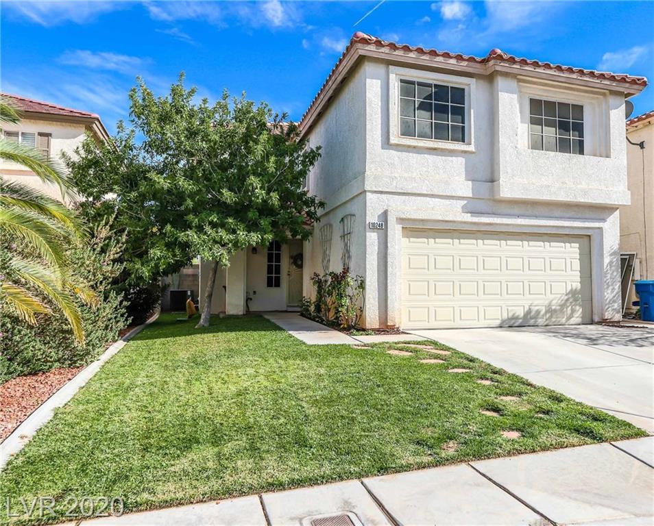 10248 S Ghost Gum Street Property Photo - Las Vegas, NV real estate listing