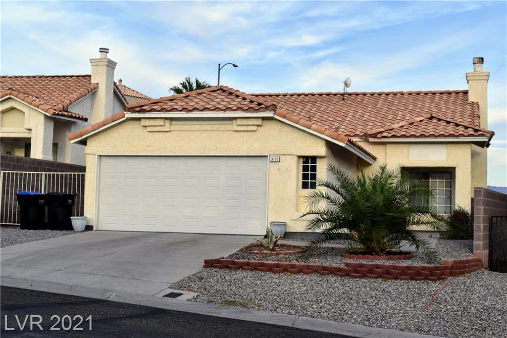 3102 Canyon Terrace Drive Property Photo - Laughlin, NV real estate listing