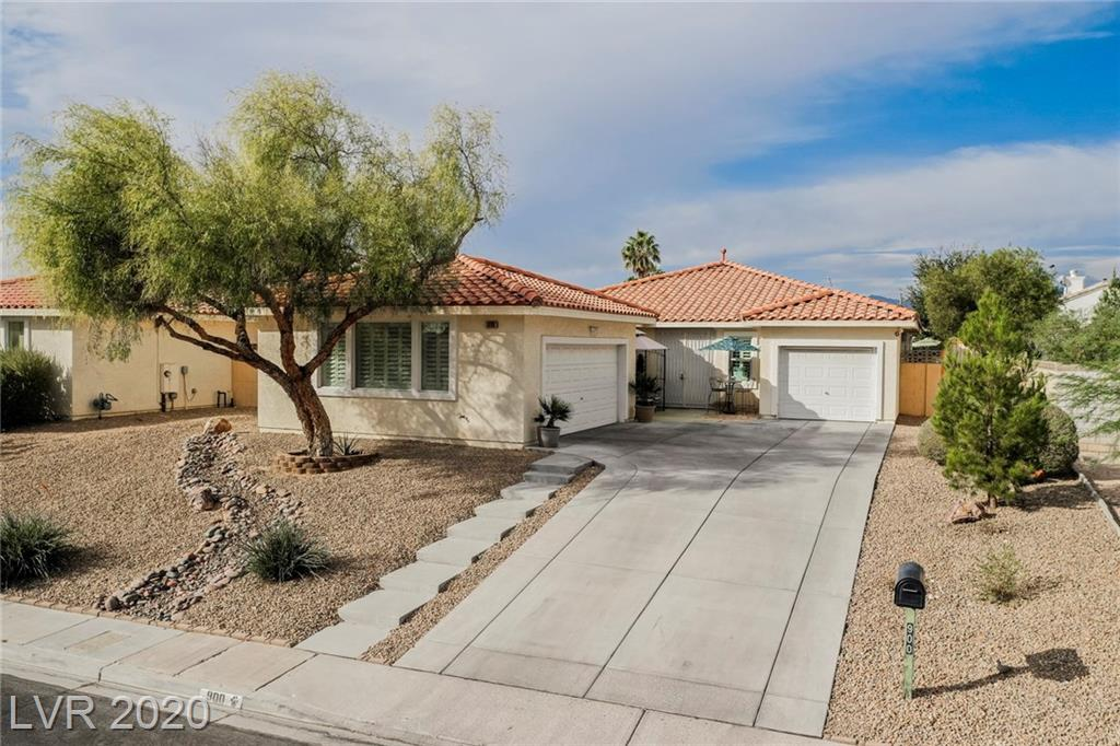 900 Antonio Drive Property Photo - Las Vegas, NV real estate listing