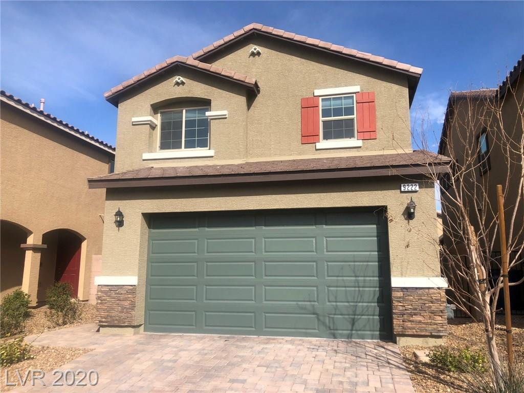 9222 Romance Diamond Street Property Photo - Las Vegas, NV real estate listing