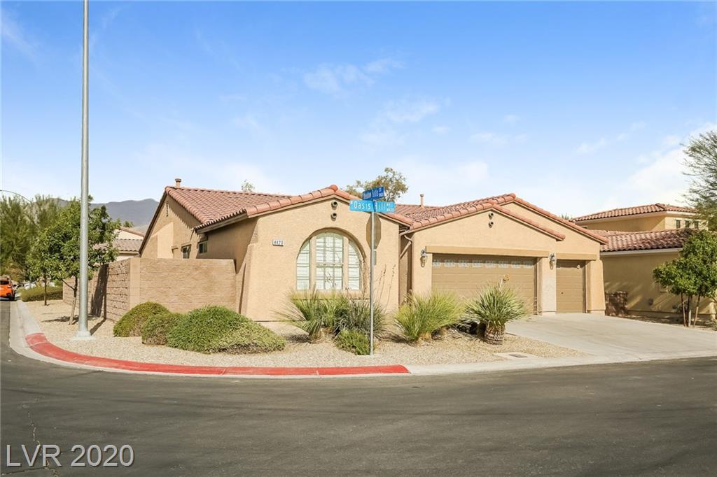 4420 Oasis Hill Avenue Property Photo - North Las Vegas, NV real estate listing