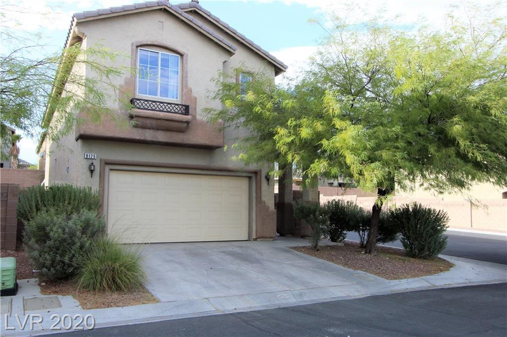 8125 Starling View Court Property Photo - Las Vegas, NV real estate listing