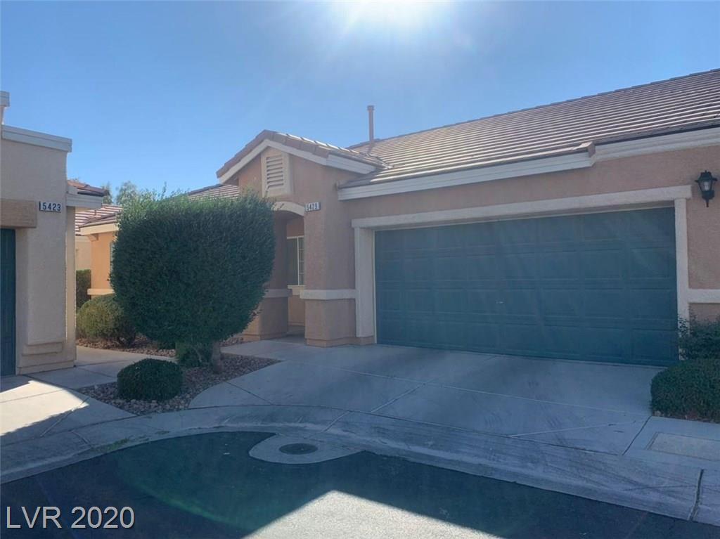 5429 Sand Dollar Avenue Property Photo - Las Vegas, NV real estate listing