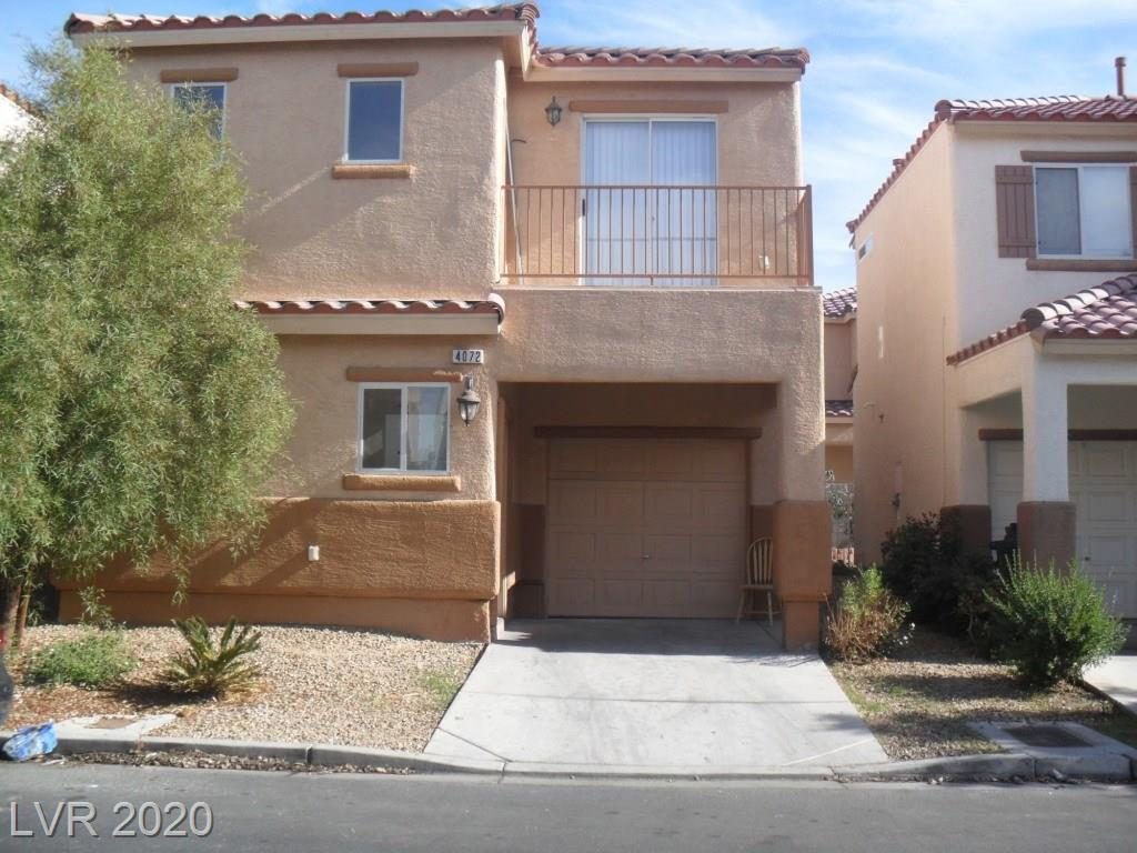 4072 Morning Peace Street Property Photo - Las Vegas, NV real estate listing