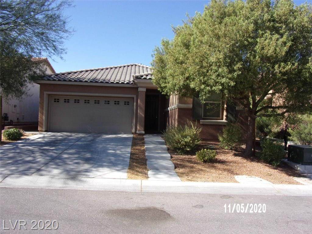 8271 Pearl Diver Court Property Photo - Las Vegas, NV real estate listing