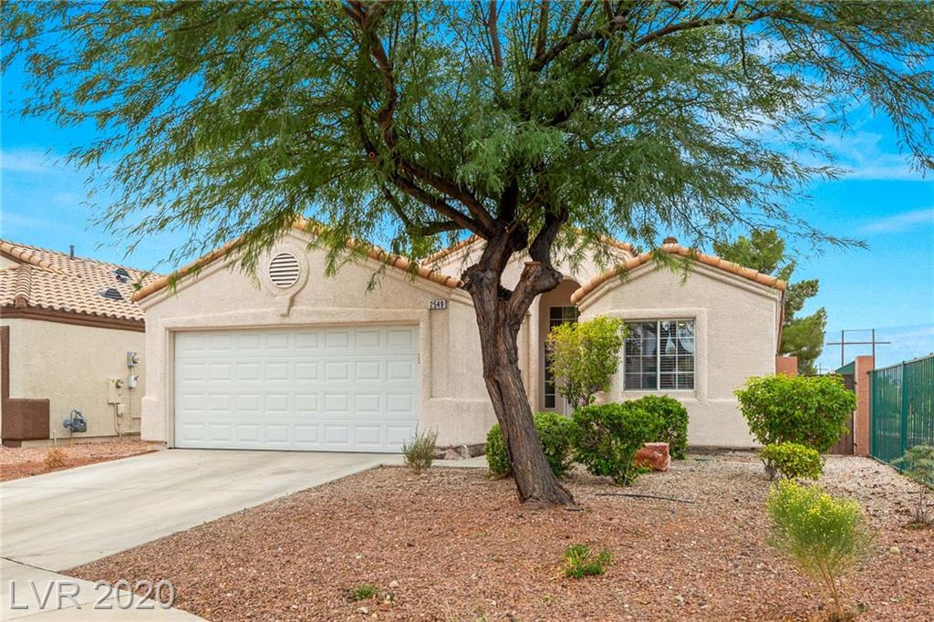 2549 Citrus Garden Circle Property Photo - Henderson, NV real estate listing