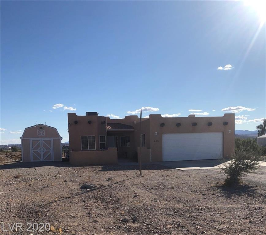 265 Lee Avenue Property Photo - Overton, NV real estate listing