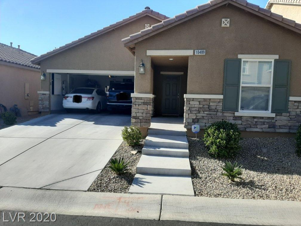 10489 Stickney Court Property Photo - Las Vegas, NV real estate listing