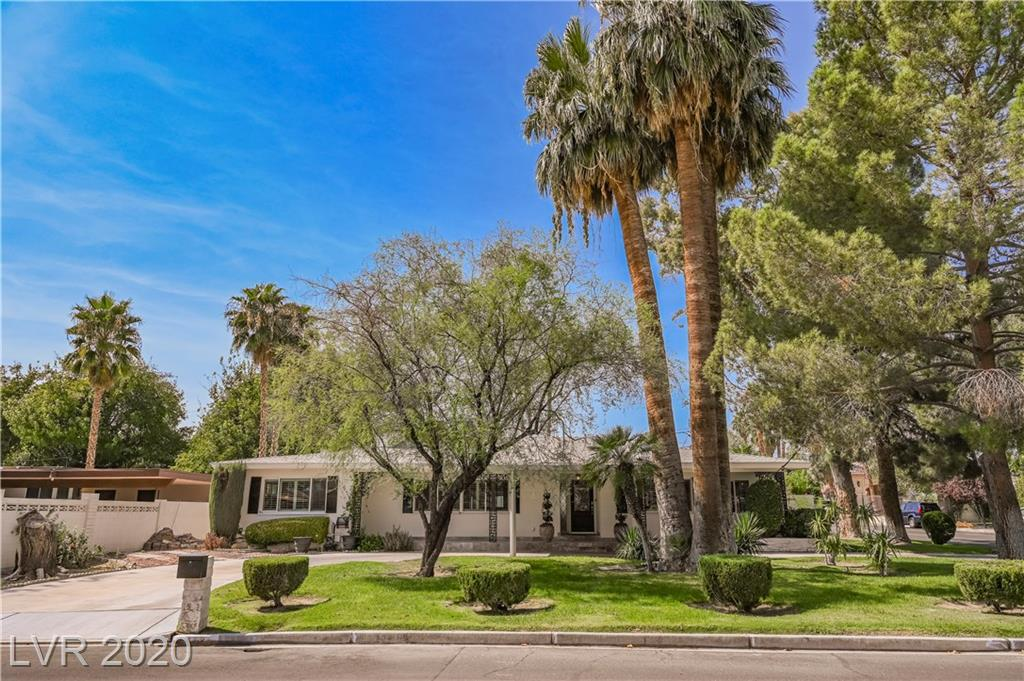 1273 Park Circle Property Photo - Las Vegas, NV real estate listing